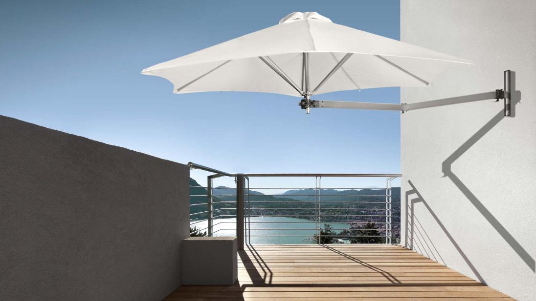 parasol design paraflex parasol sans pied l ger rg. Black Bedroom Furniture Sets. Home Design Ideas