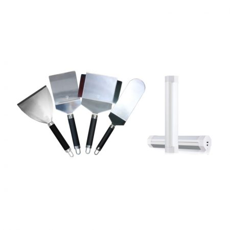 RG Boutique – Kit spatules + lampe LED