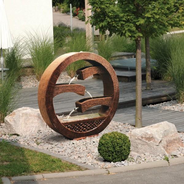Fontaine sozu rg boutique - Installation fontaine de jardin ...