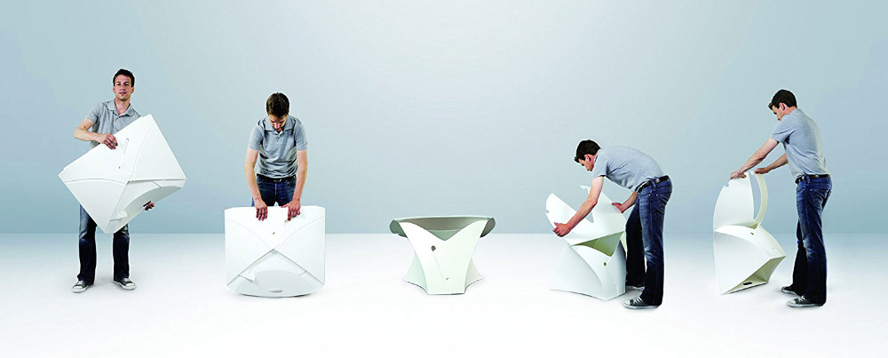 Flux chair - Pliage