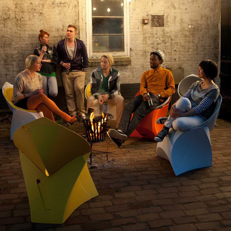 Outdoor design - Flux Chair